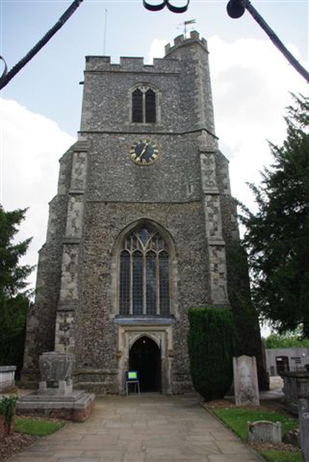 st augustine 39 s church broxbourne a church near you. Black Bedroom Furniture Sets. Home Design Ideas